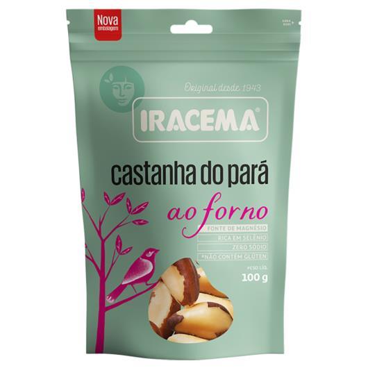 Castanha Iracema pará 100g - Imagem em destaque