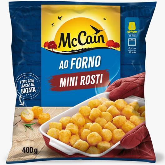 Batata McCain ao Forno Mini Rosti 400g - Imagem em destaque