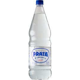 Água mineral Prata Leve sem gás pet 1,5 litros