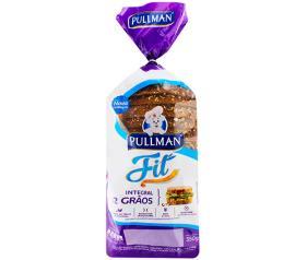 Pão Pullman fit 12 grãos 350g