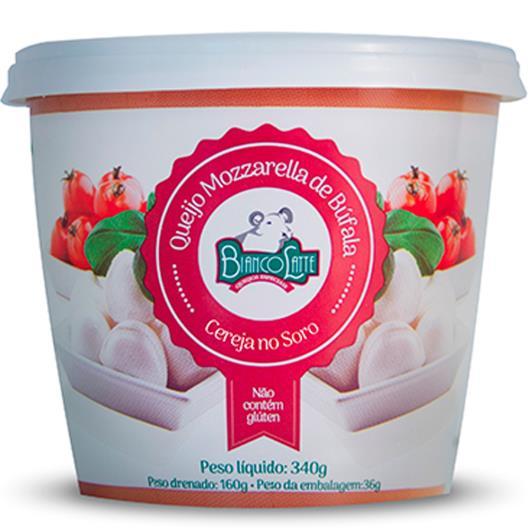 Queijo mozzarella de búfala bola Bianco Latte 160g - Imagem em destaque