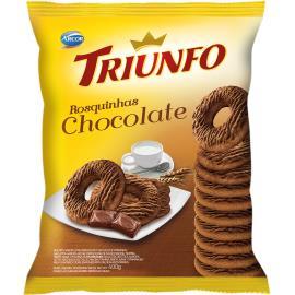 Biscoito rosquinha de chocolate Triunfo 400g