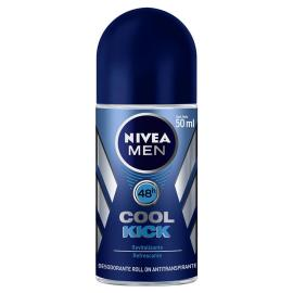 Desodorante Nivea roll on for men cool kick 50ml