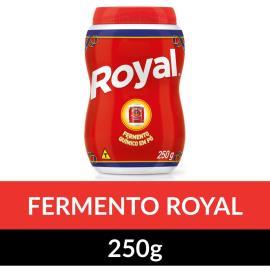 Fermento em Pó ROYAL Pote 250g