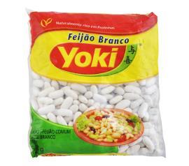 Feijão branco Yoki 500g