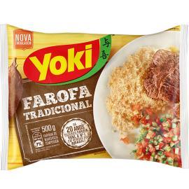 Farofa pronta Yoki 500g