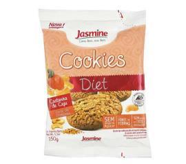 Cookies Jasmine diet castanha de caju 150g