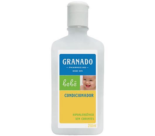 Condicionador bebê Granado 250ml - Imagem em destaque