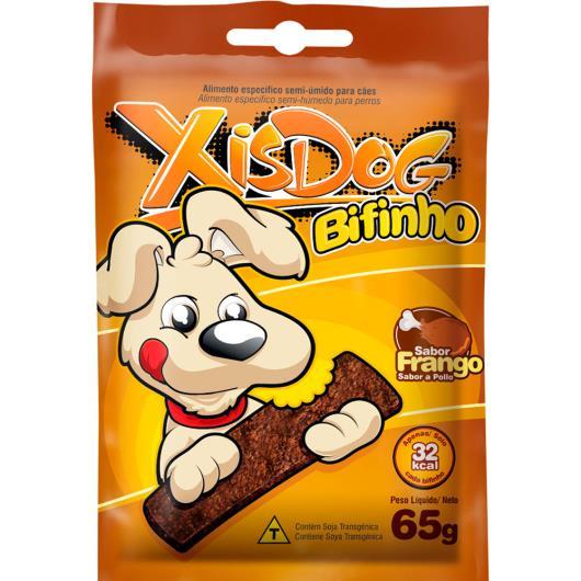Alimento para cães X-dog Bifinho sabor frango 65g - Imagem em destaque