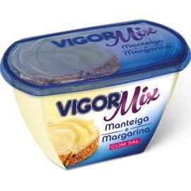 Margarina com Manteiga Mix Vigor com sal 500g