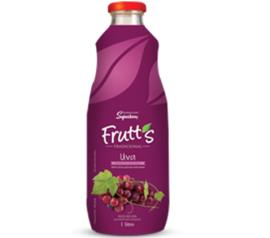 Suco Superbom frutt's sabor uva 1L