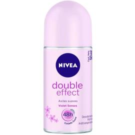 Desodorante Nivea roll on double effect 50ml