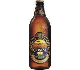 Cerveja Baden Baden Cristal garrafa 600ml