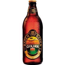 Cerveja Baden Baden Golden garrafa 600ml