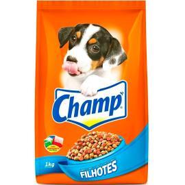 Ração Champ filhotes 1kg