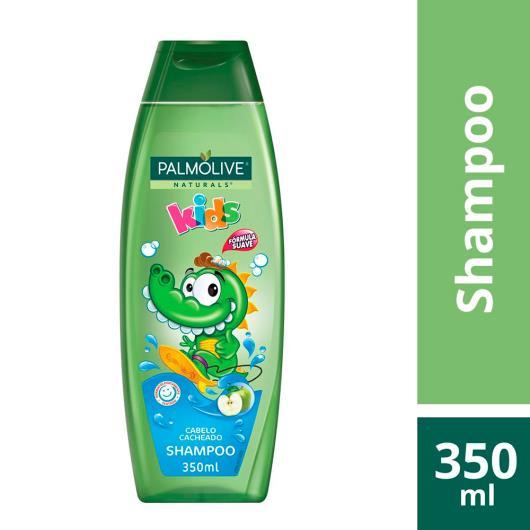 Shampoo Kids naturals cabelos cacheados 350ml - Imagem em destaque