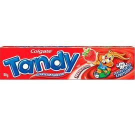 Creme Dental Infantil Colgate Tandy Morango Gel 50g