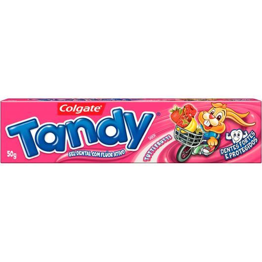 Creme Dental Infantil Colgate Tandy Tutti Frutti Gel 50g - Imagem em destaque