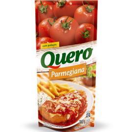 Molho tomate parmegiana Quero sachê 340g