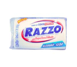 Sabão em pedra  de coco Razzo 200 g