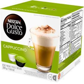 Café em Cápsula NESCAFÉ DOLCE GUSTO Cappuccino 200g