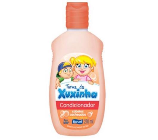Condicionador Turma Xuxinha cabelos cacheados 210ml - Imagem em destaque