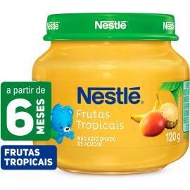 PAPINHA Nestlé Frutas Tropicais 120g