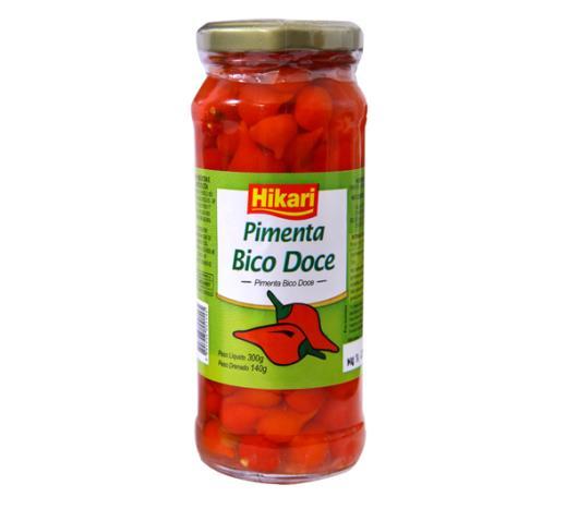 Pimenta Hikari bico doce 140g - Imagem em destaque