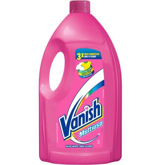 Alvejante Vanish líquido sem cloro 3L - Imagem em destaque
