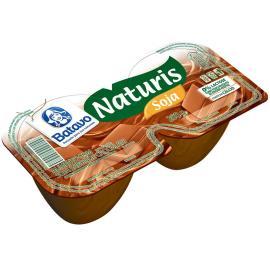 Alimento Soja Batavo Naturis Chocolate 2x100g