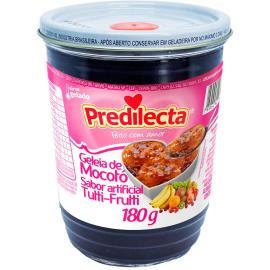 Geleia de mocotó Predilecta sabor tutti frutti 180g