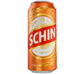 Cerveja Schin lata 473ml