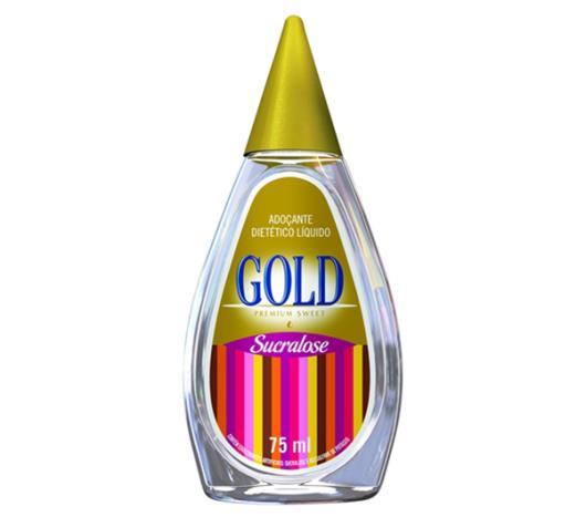 Adoçante Gold Pr.Sw.Líquido Sucralose 75ml - Imagem em destaque