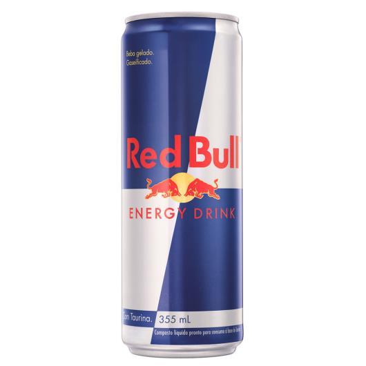 Energético Red Bull energy drink 355ml - Imagem em destaque