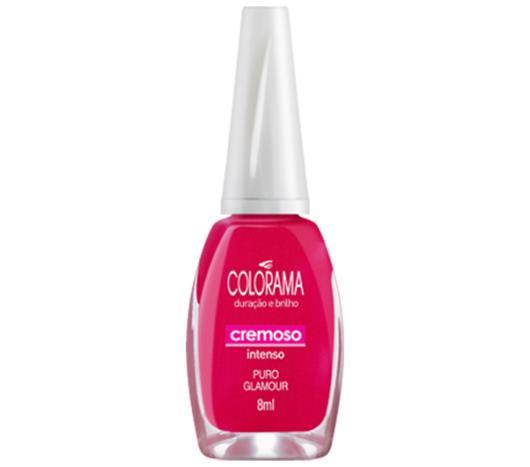 Esmalte Colorama cremoso puro glamour 8ml - Imagem em destaque