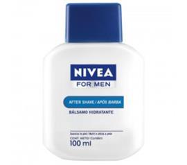 Bálsamo pós barba Nivea for men hidratante 100 ml