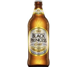 Cerveja Black Princess gold long neck 600ml
