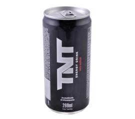 Energético TNT zero açúcar energy drink lata 269ml