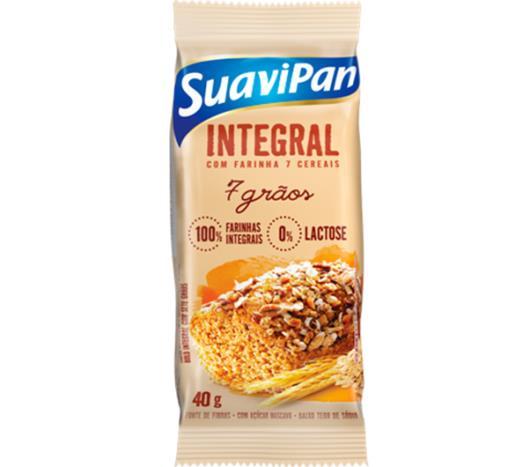 Bolinho Suavipan integral 7 grãos 40g - Imagem em destaque