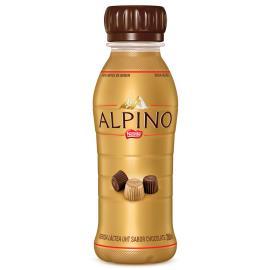 Bebida láctea Nestlé Alpino Garrafa 280ml
