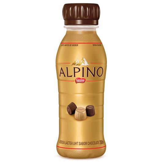 Bebida láctea Nestlé Alpino Garrafa 280ml - Imagem em destaque