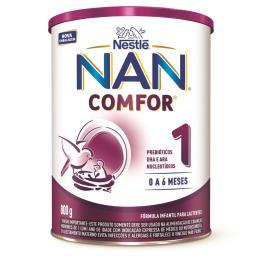Fórmula infantil Nestlé Nan Comfor 1 800g
