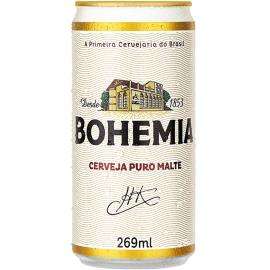 Cerveja Bohemia puro malte 269ml