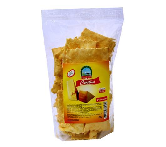 Crostini Saporie di Puglia sabor parmesão 80g - Imagem em destaque
