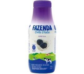 Iogurte líquido Boa Vista sabor ameixa Fazenda 500g