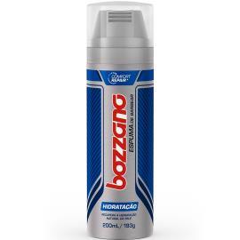 Espuma de barbear Bozzano hidratação 193g