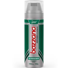 Espuma de Barbear Bozzano Refrescante 193g
