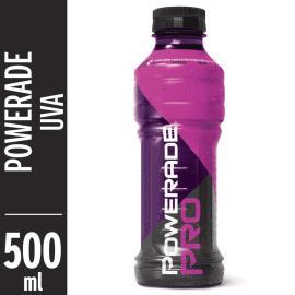 Isotonico Powerade sabor uva 500ml