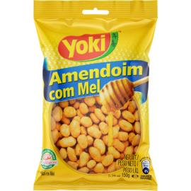 Amendoim com mel Yoki 150g