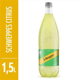 Refrigerante Schweeps citrus pet 1,5L